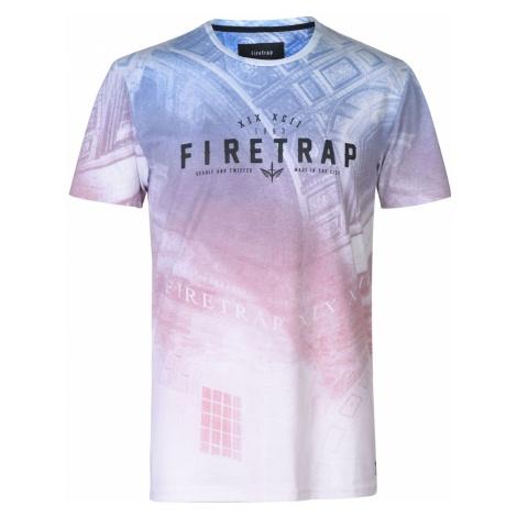 Firetrap Sublimation TC T Shirt Mens