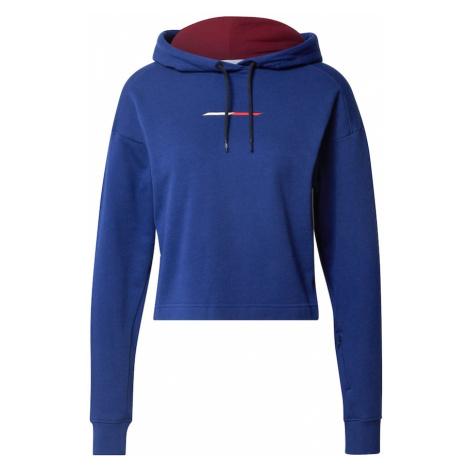 Tommy Sport Bluzka sportowa niebieski / biały / czerwony