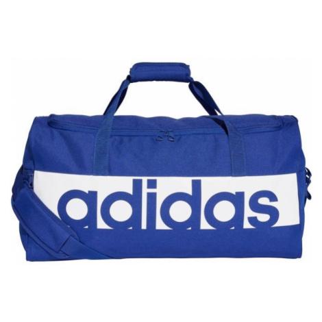 adidas LIN PER TB M niebieski M - Torba sportowa