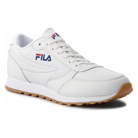 Sneakersy FILA - Orbit Jogger Low 1010264.1FG White