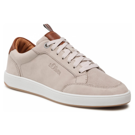 Sneakersy S.OLIVER - 5-13607-26 Taupe