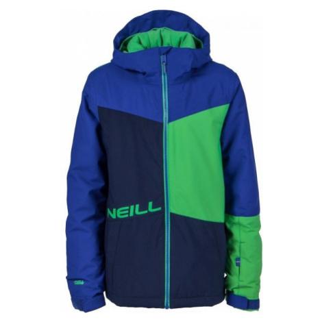 O'Neill PB STATEMENT JACKET granatowy 128 - Kurtka narciarska/snowboardowa chłopięca
