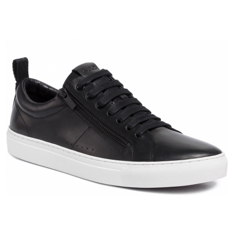 Sneakersy HUGO - Futurism 50414609 10214585 01 Black 001 Hugo Boss