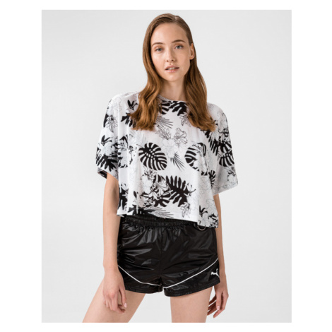 Puma Summer Fashion Koszulka Biały