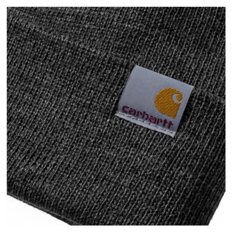 Czapka Carhartt WIP Stratus Hat Low Dark Grey Heather (I025741_ZM_00)