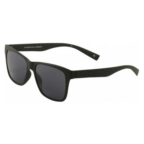 LE SPECS Okulary przeciwsłoneczne 'SYSTEMATIC' khaki / czarny