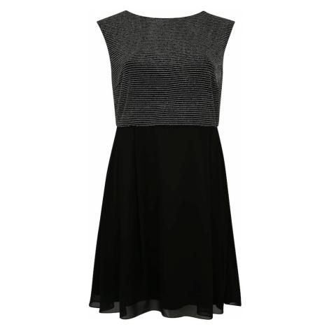 SWING Curve Sukienka koktajlowa czarny