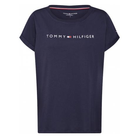 Tommy Hilfiger Underwear Koszulka do spania 'Modern Cotton' ciemny niebieski