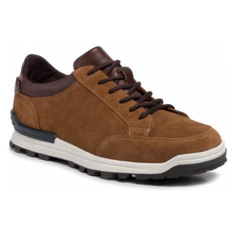 Digel Sneakersy Stephenson 198067 Brązowy