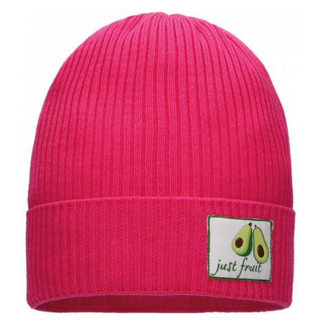 Barbaras dziewczynka czapka czapka BX99/0 Różowy Fluo