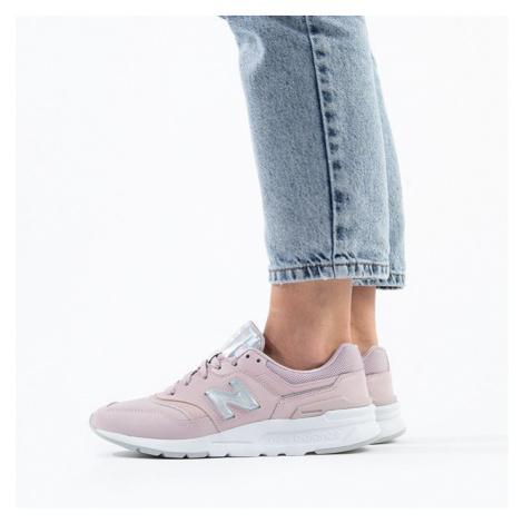 Buty damskie sneakersy New Balance CW997HBL