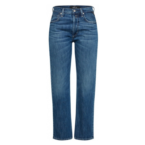 REPLAY Jeansy 'ALEXYS ' niebieski denim