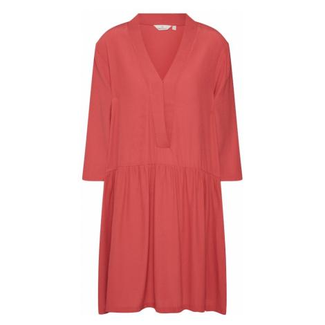 Basic Apparel Sukienka 'Tyra' czerwony