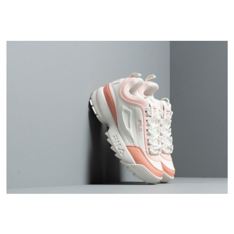 FILA Disruptor CB Low Wmn Marshmallow/ Salmon