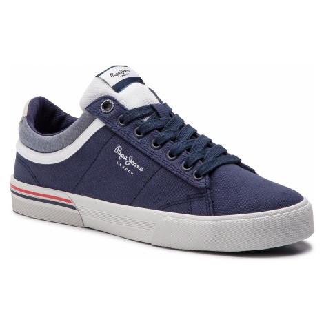 Sneakersy PEPE JEANS - North Court PMS30530 Navy 595
