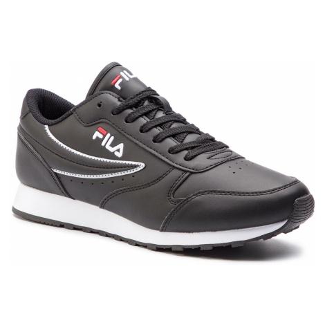 Sneakersy FILA - Orbit Low 1010263.25Y Black