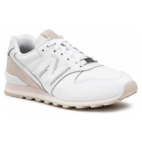Sneakersy NEW BALANCE - WL996FPS Biały