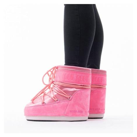 Buty damskie Moon Boot Classic Low Satin 14089300 002