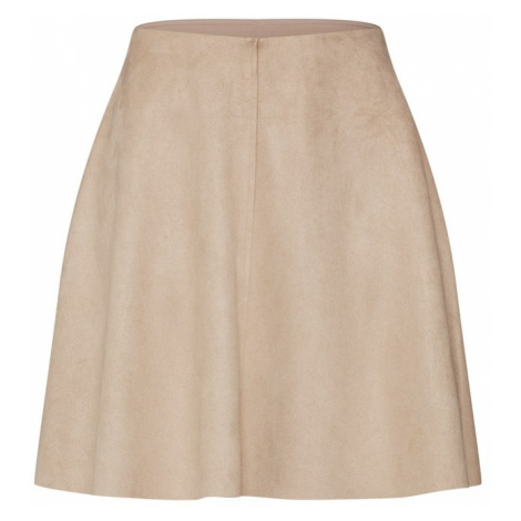 VILA Spódnica 'VISUALA SKIRT' camel