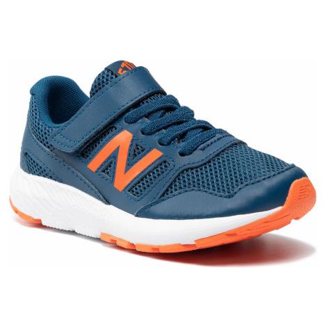 Sneakersy NEW BALANCE - YT570BO2 Niebieski