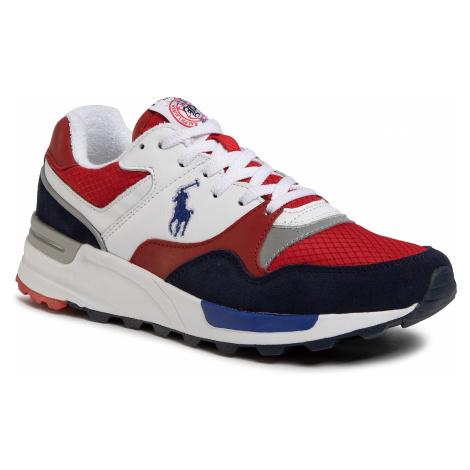 Sneakersy POLO RALPH LAUREN - Trckster Pony 809785418005 Rl/RlWh
