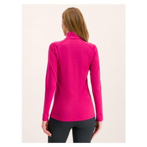 Jack Wolfskin Koszulka techniczna Artic Xt Half Zip Women 1806241-2047 Różowy Regular Fit