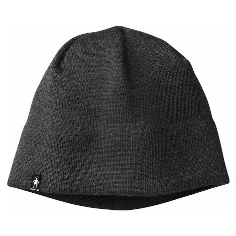 czapka Smartwool The Lid - Charcoal Heather