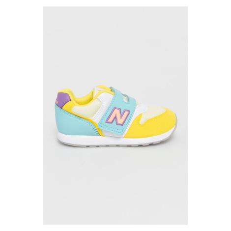 New Balance - Buty dziecięce IZ996MYS