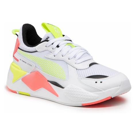 Sneakersy PUMA - Rs-X 90s 370716 06 White/Yel.Alert/Ignite Pink