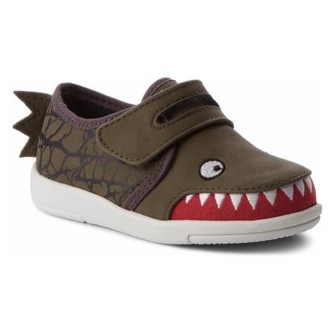 Kapcie EMU AUSTRALIA - Croc Sneaker K11611 Khaki