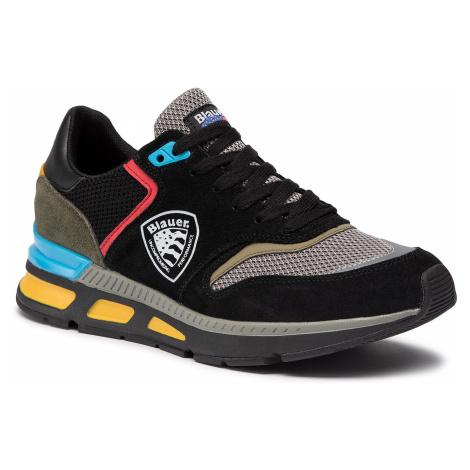 Sneakersy BLAUER - F0HILO01/SME Fantasy/Black