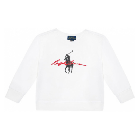 Polo Ralph Lauren Bluza 323839336001 Biały Regular Fit