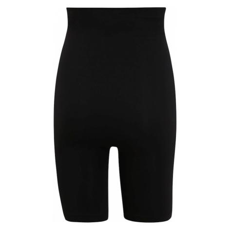 MAMALICIOUS Spodnie modelujące 'Tia Jeanne' czarny Mama Licious