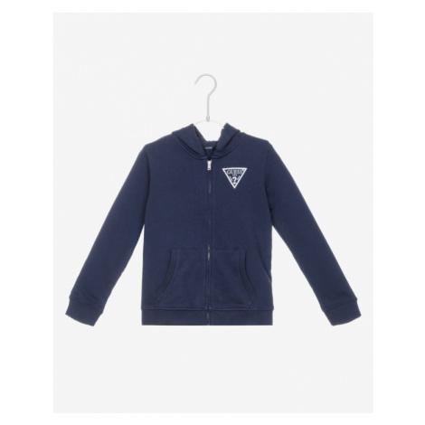 Guess Core Bluza dziecięca Niebieski