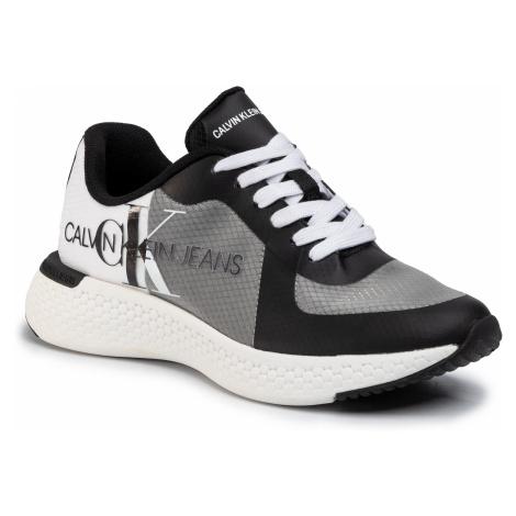 Sneakersy CALVIN KLEIN JEANS - Adamir B4S0649 Black/White