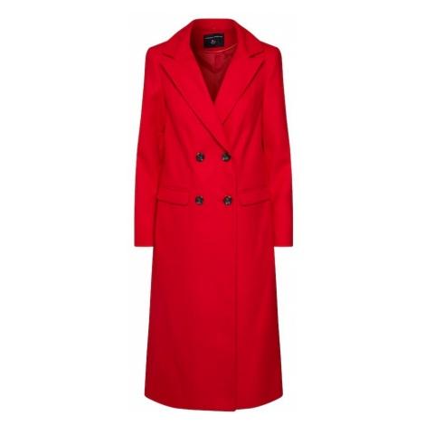 Dorothy Perkins Płaszcz przejściowy 'COLOUR CROMBIE' czerwony