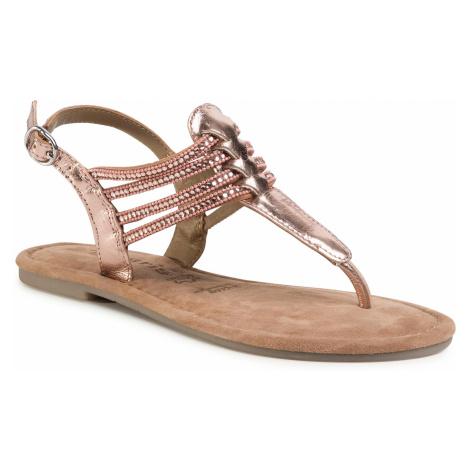 Sandały TAMARIS - 1-28151-24 Copper Glam 963