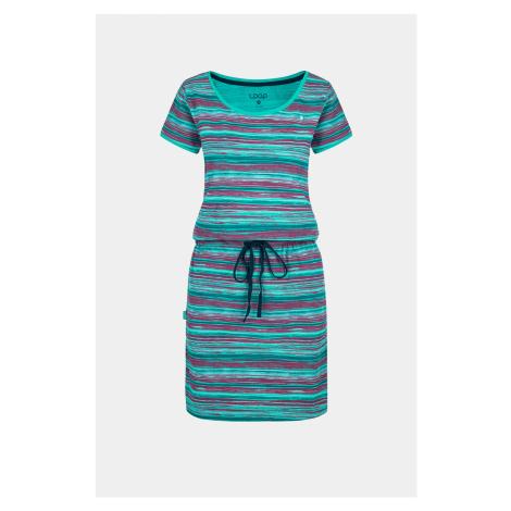 Zielona sukienka LOAP Benita