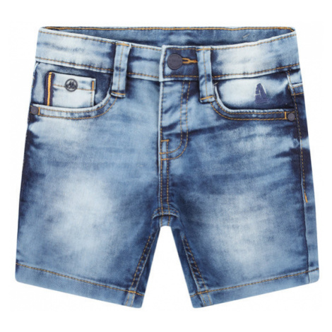 Mayoral Szorty jeansowe 3256 Niebieski Regular Fit