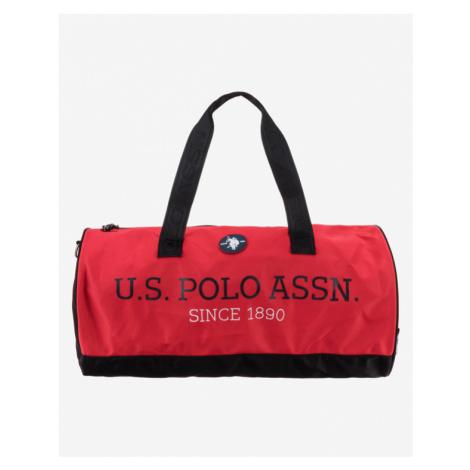 U.S. Polo Assn New Bump Torba sportowa Czerwony