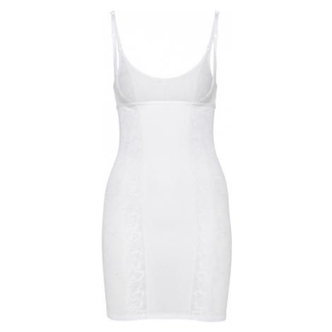 TRIUMPH Sukienka z gorsetem 'Magic Wire' biały