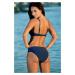 Górna część damskiego kostiumu kąpielowego Astrid Blue