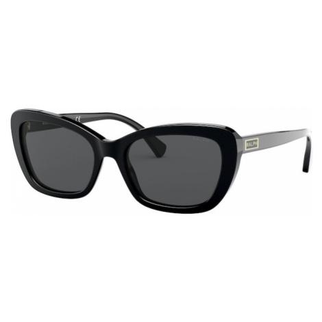 RALPH LAUREN Okulary przeciwsłoneczne czarny