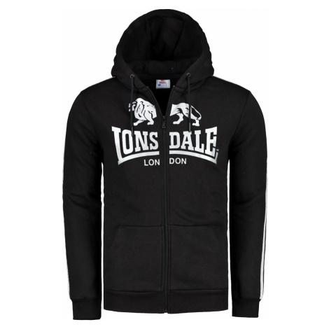 Men's hoodie Lonsdale 2S Zip