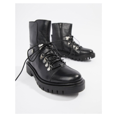 Rule London Leather Hiker Boot