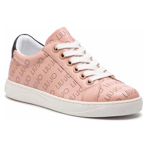 Sneakersy LIU JO - Tyra 04 B19029 P0102 Peach 31406