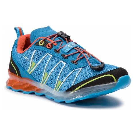 Trekkingi CMP - Kids Altak Trail Shoes 3Q95264J Indigo/Orange 34LC