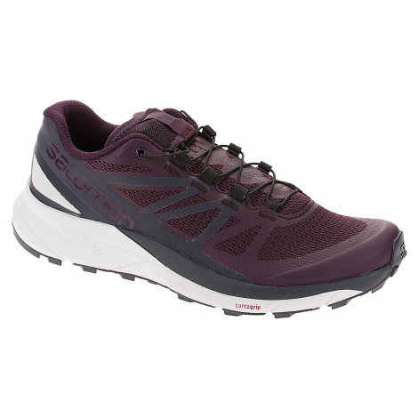 buty Salomon Sense Ride - Potent Purple/White/Graphite