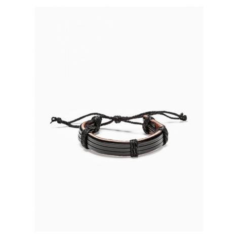 Ombre Clothing Men's bracelet on the strap A206