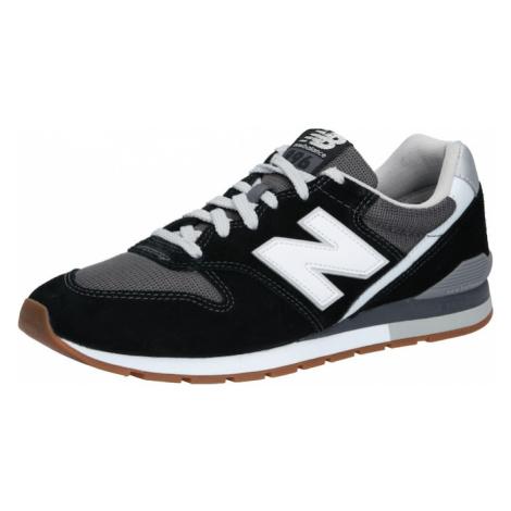 New balance Trampki niskie 'CM996 D' biały / szary / czarny